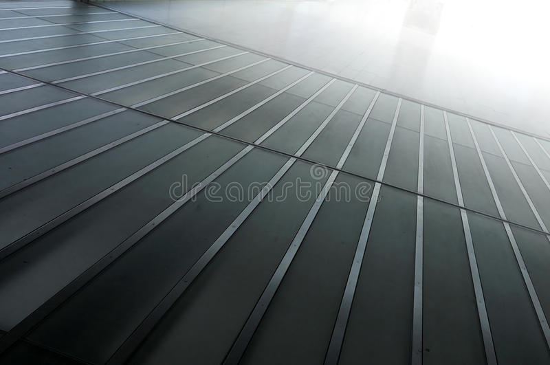 Metal pattern. Pattern of a metalic floor royalty free stock images