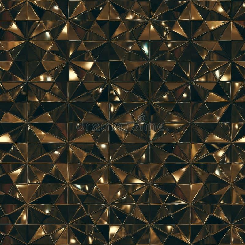 Metal pattern vector illustration