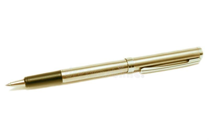 Metal pen stock photos