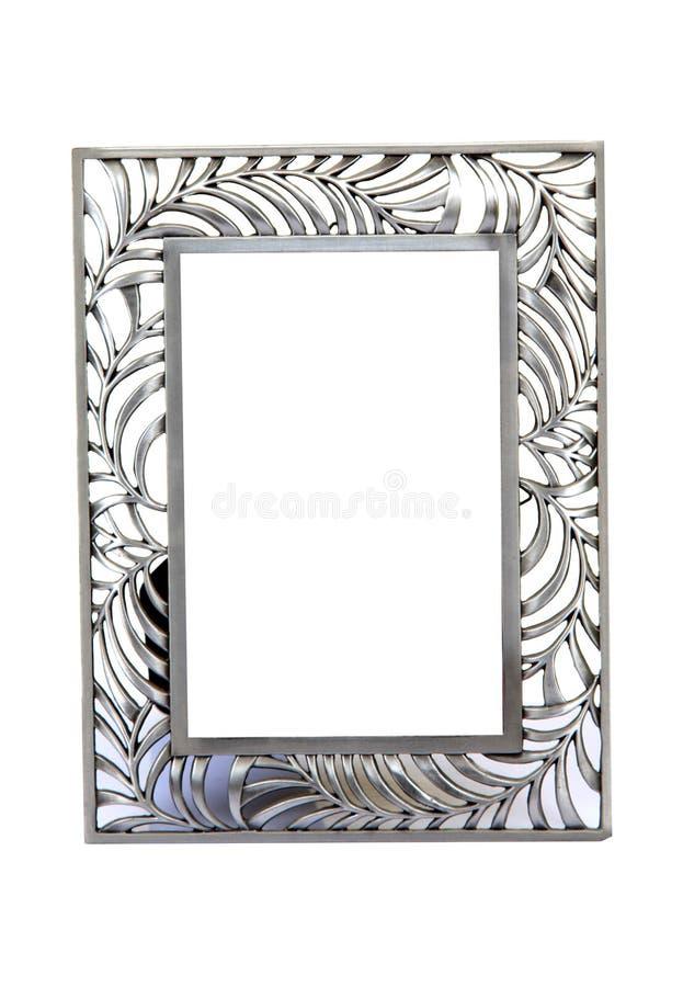 Download Metal photo frame stock image. Image of frames, empty - 17417319