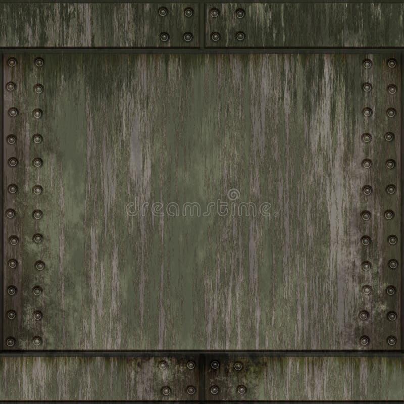Download Metal plate stock illustration. Image of mold, illustration - 2786008