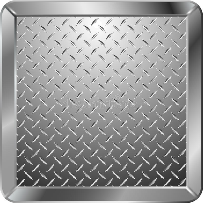 Download Metal plate frame stock vector. Illustration of texture - 10672370 & Metal plate frame stock vector. Illustration of texture - 10672370