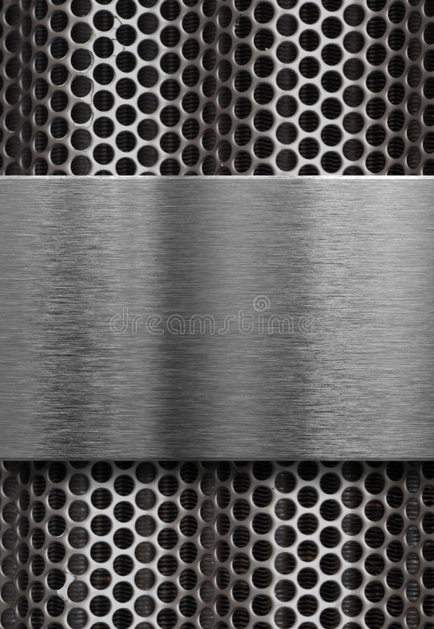 Free Metal Plate Over Grate Stock Photos - 22210783