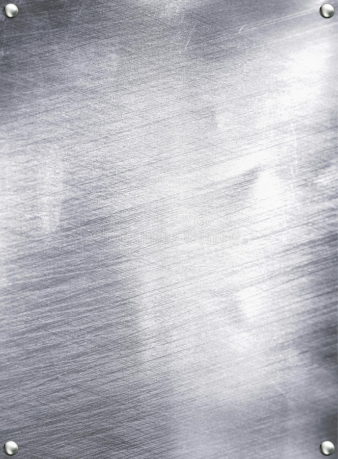 Download Metal Plate Steel Background. Royalty Free Stock Images - Image: 18537529