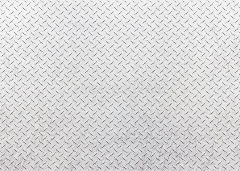 Metal plate texture, Iron sheet, Seamless pattern background. royalty free illustration