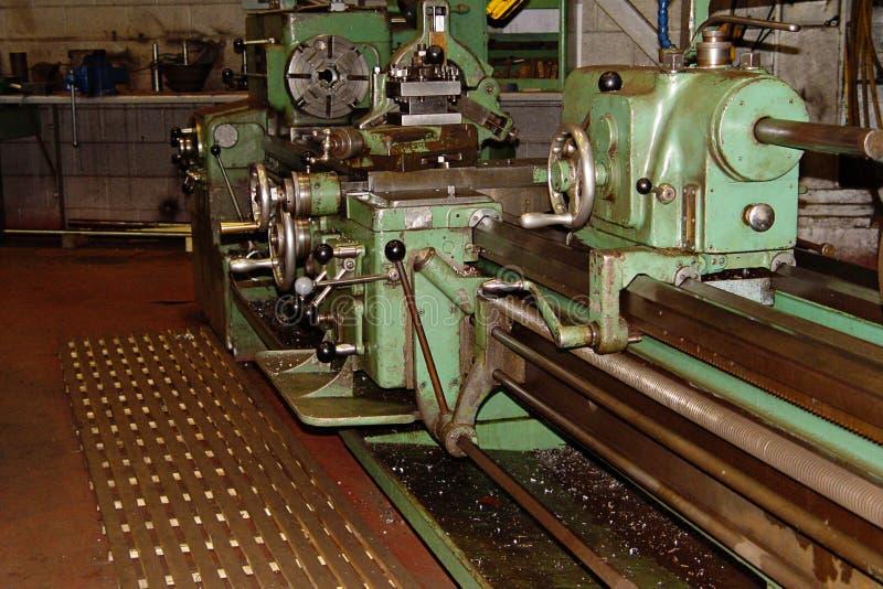 Metal pracy maszyny obraz royalty free