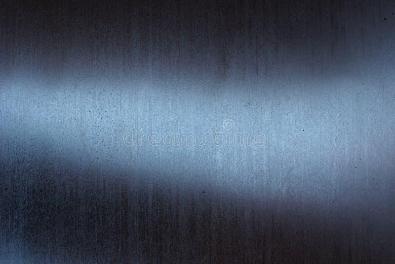 Metal rasguñado de fondo foto de archivo