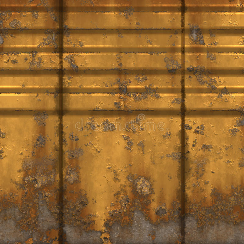 Download Metal rust stock illustration. Image of ironworks, copyspace - 16781250
