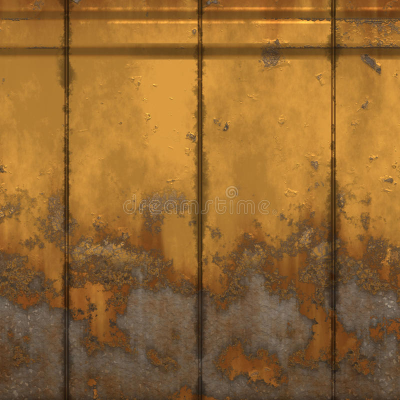 Download Metal rust stock illustration. Image of metal, construction - 16841631