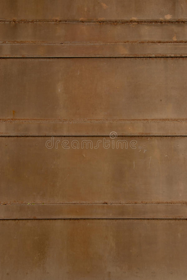 Metal rust. Abstract, aged, antique, art, blank, brown, brushed stock photography