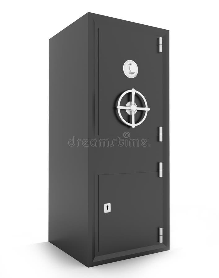 Download Metal Safe. Stock Photo - Image: 23980890