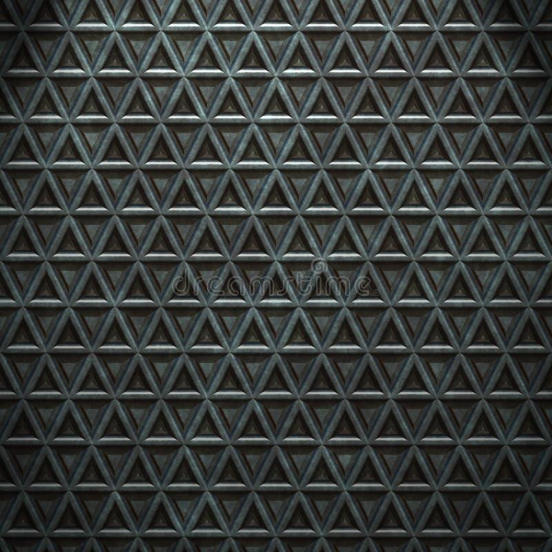 Download Metal Seamless Steel Background Stock Illustration - Image: 11561534