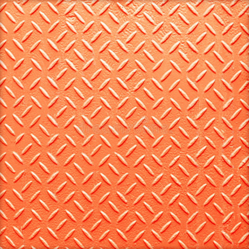 Metal seamless steel diamond plate texture pattern. Background royalty free stock photos
