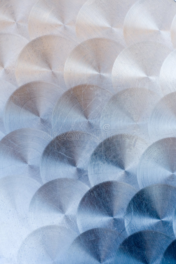 Free Metal Shapes Background Stock Image - 3055361