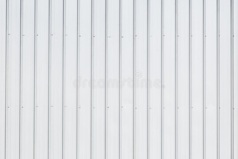 Metal sheet steel wall royalty free stock image