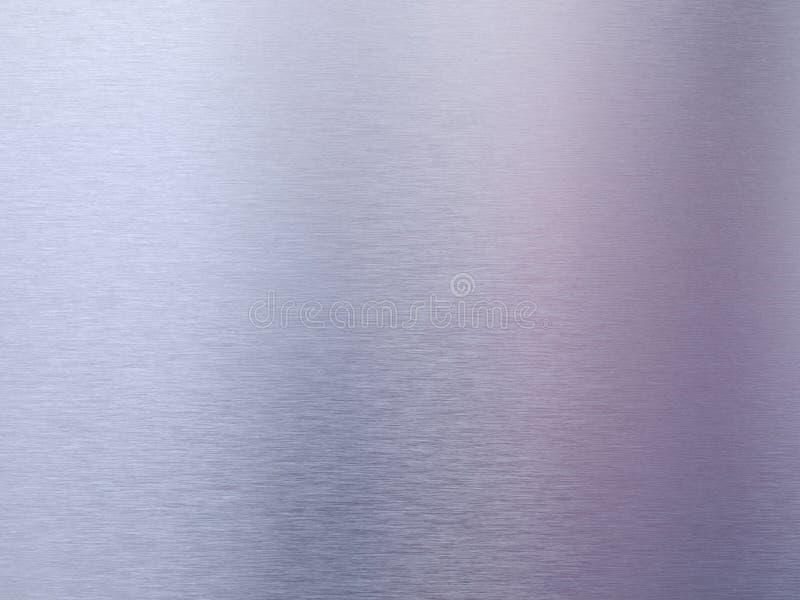 Metal shiny surface stock photo