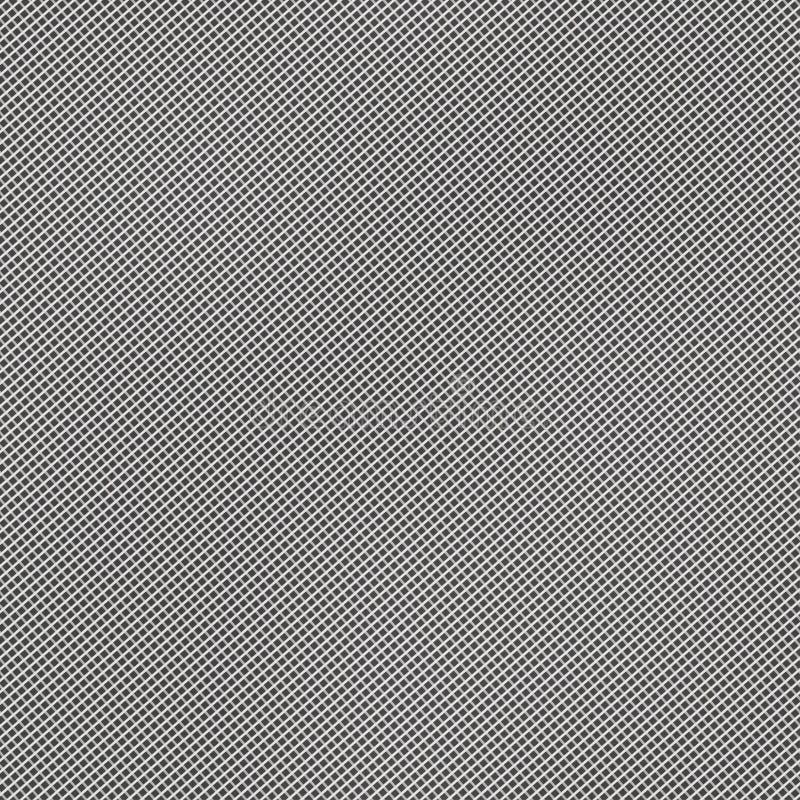 Metal siatki bezszwowa tekstura ilustracja wektor