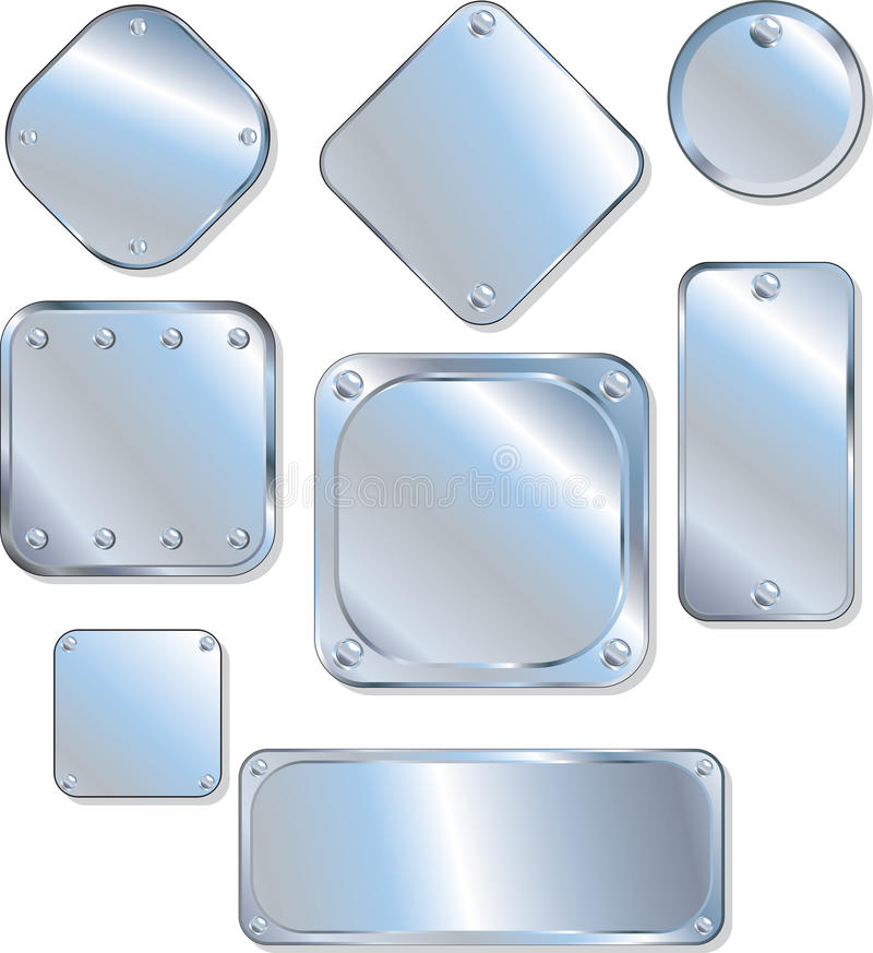 Download Metal Signs Royalty Free Stock Photography - Image: 14271197
