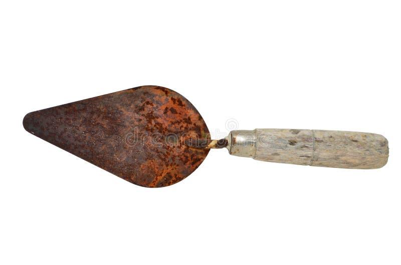 Metal Spatula Stock Image