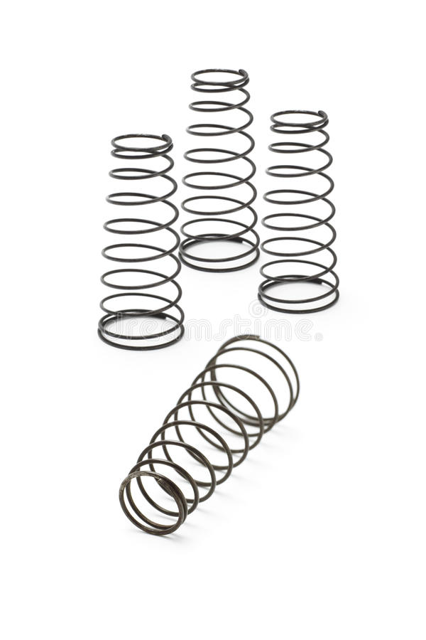 metal spring coil. download metal spring coils royalty free stock image - image: 9519166 coil ,