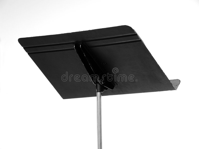 Metal Stand royalty free stock photo