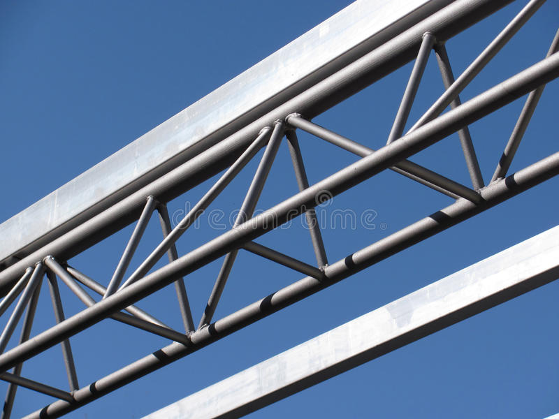 Download Metal structure stock photo. Image of tubular, structure - 13829888