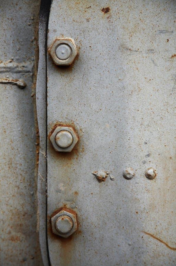 Metal Struktur stockfotos