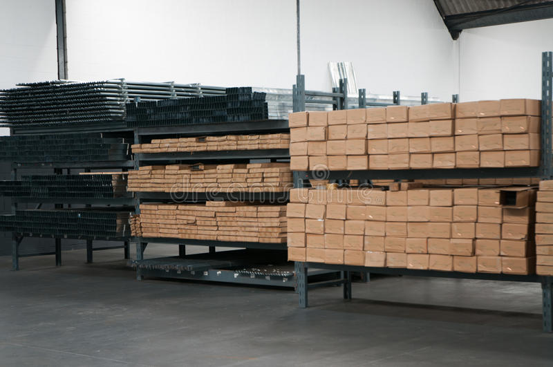 Metal supply royalty free stock images