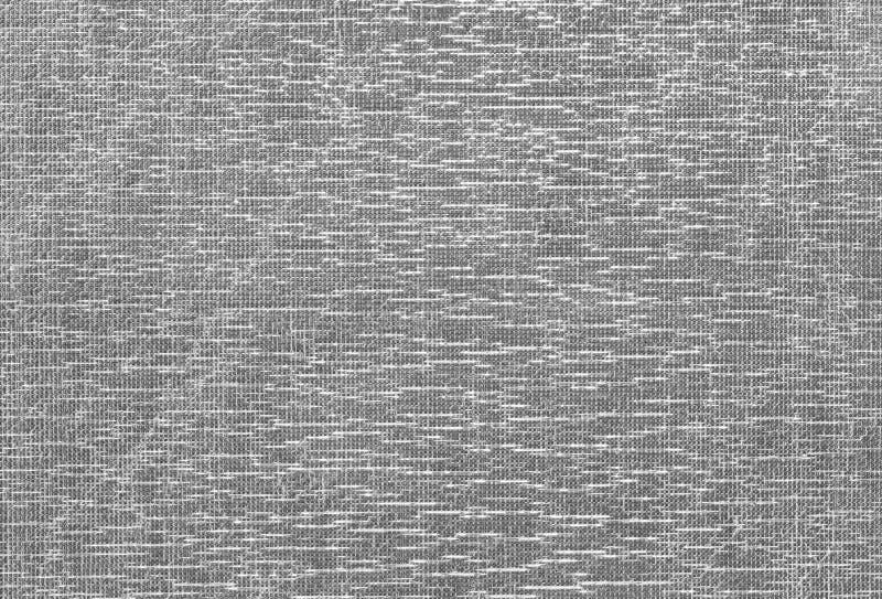 Metal a textura do pixel, fundo de prata dos quadrados do mosaico imagem de stock
