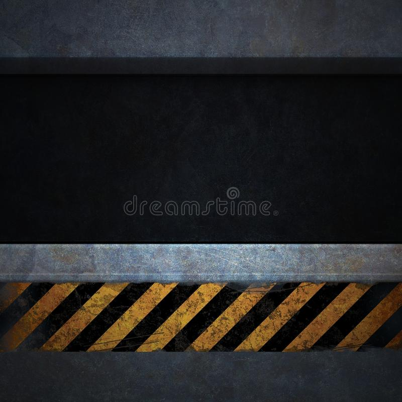 Download Metal texture stock illustration. Image of attention - 14143460
