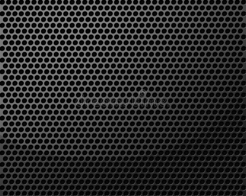 Metal texture. With dark to light gradient useful for background. It can be combined with aluminum elements and stainless steel part. Can be a part industrial stock illustration
