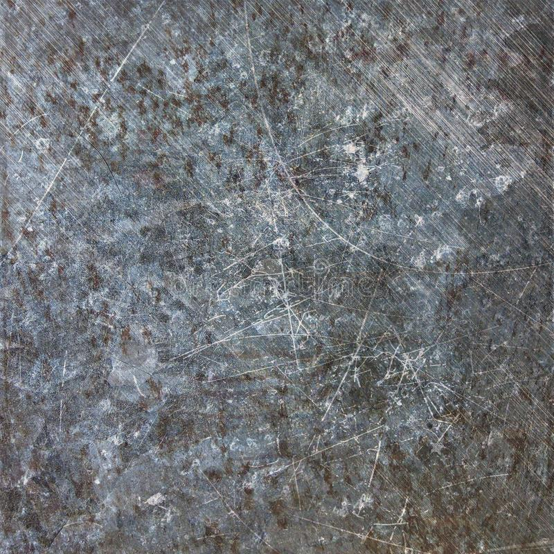 Metal texture. Illustration of an abstract gray metal texture stock illustration