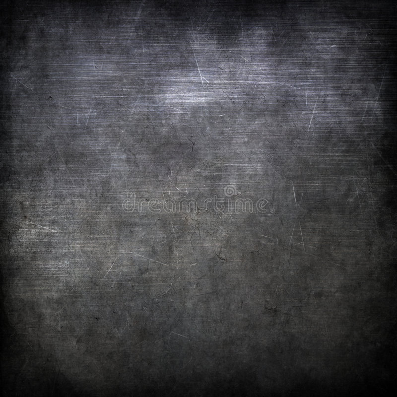 Metal texture. 2d illustration of a simple grey metal texture vector illustration