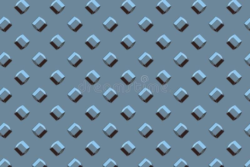 Metal texture royalty free illustration