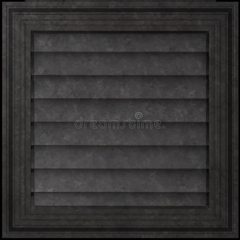 Download Metal texture stock illustration. Image of heavy, aluminum - 7288387