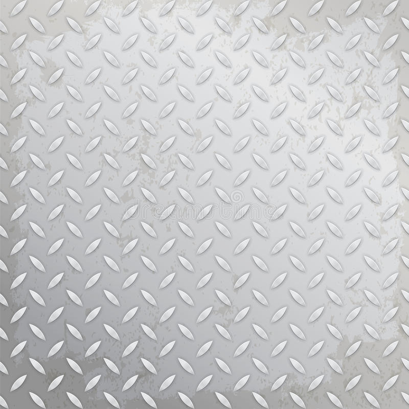 Metal Texture. For abstract grunge background royalty free illustration