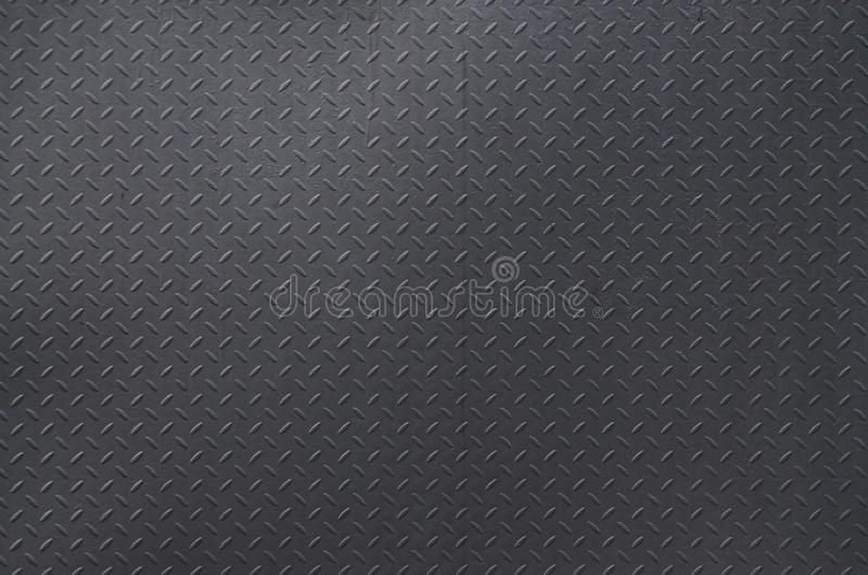 Metal texture background aluminum brushed silver. Metal floor plate with diamond pattern. Grunge background imag stock image