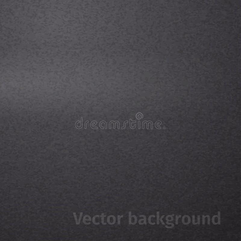 Metal texture. Dark gray metal texture. Vector illustration vector illustration