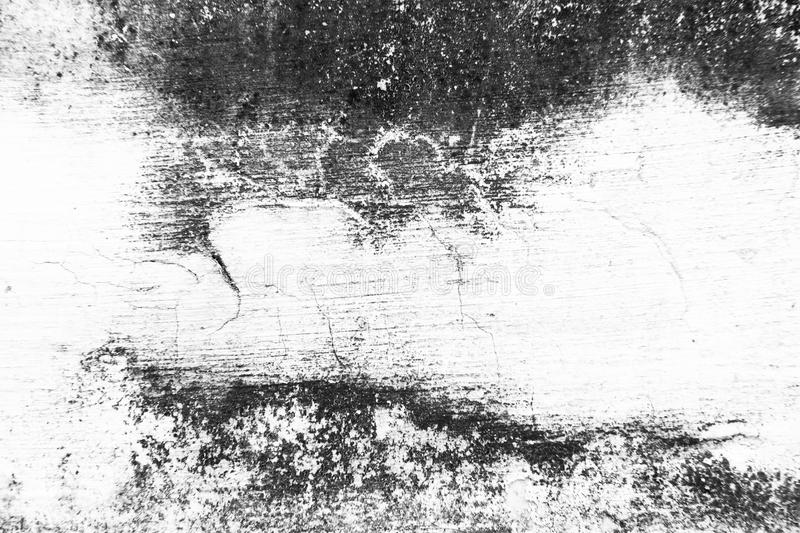 Metal texture with dust scratches and cracks. textured backgrounds stock illustration