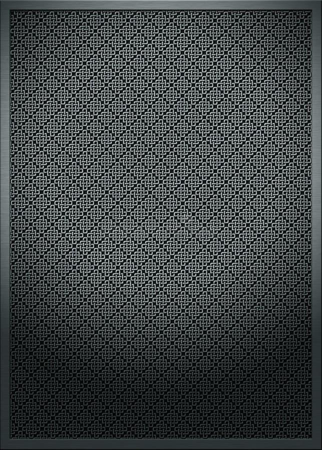 Metal Texture Mesh Grid Royalty Free Stock Photo