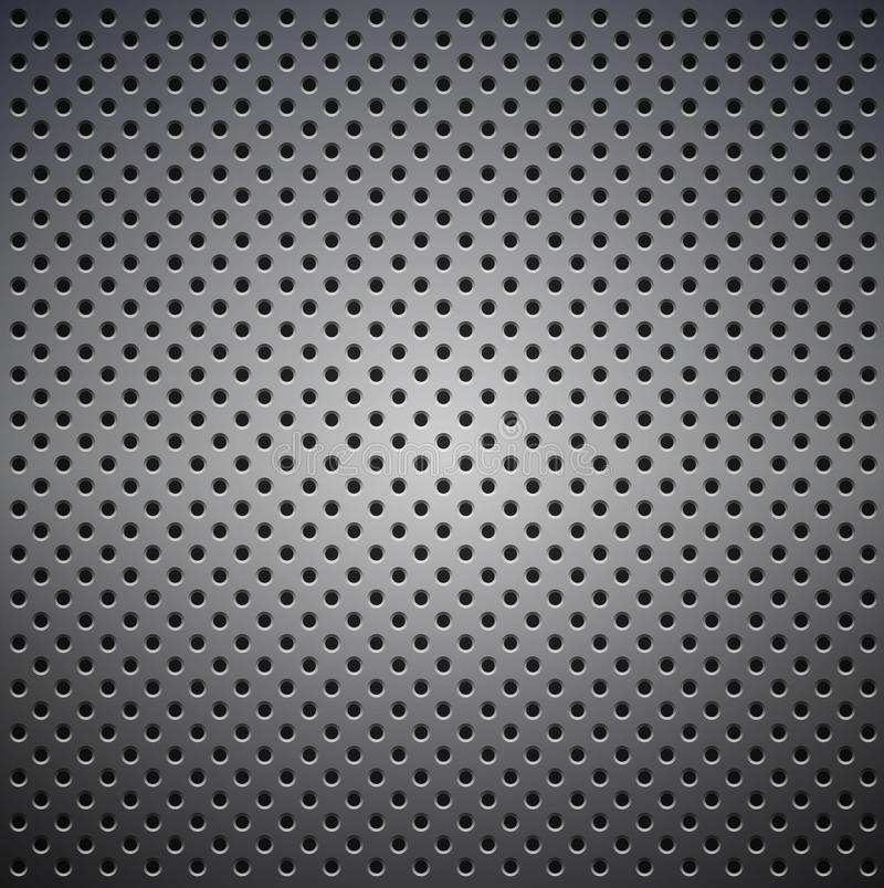 Metal Texture Realistic Royalty Free Stock Image