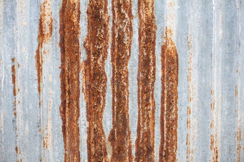 Metal textured oxidado lascado Grunge da pintura imagens de stock royalty free
