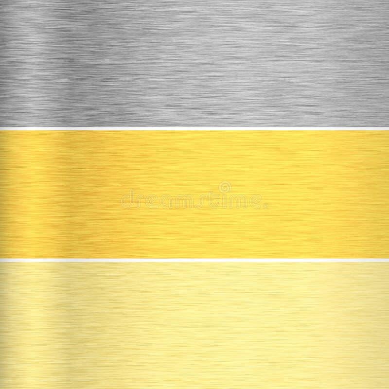 Metal textures background stock photos