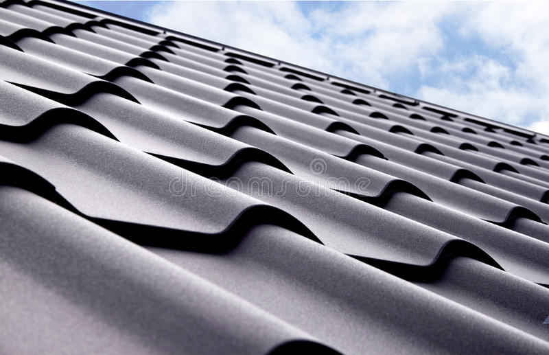 Metal tile stock images