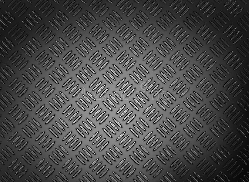 Metal tread background