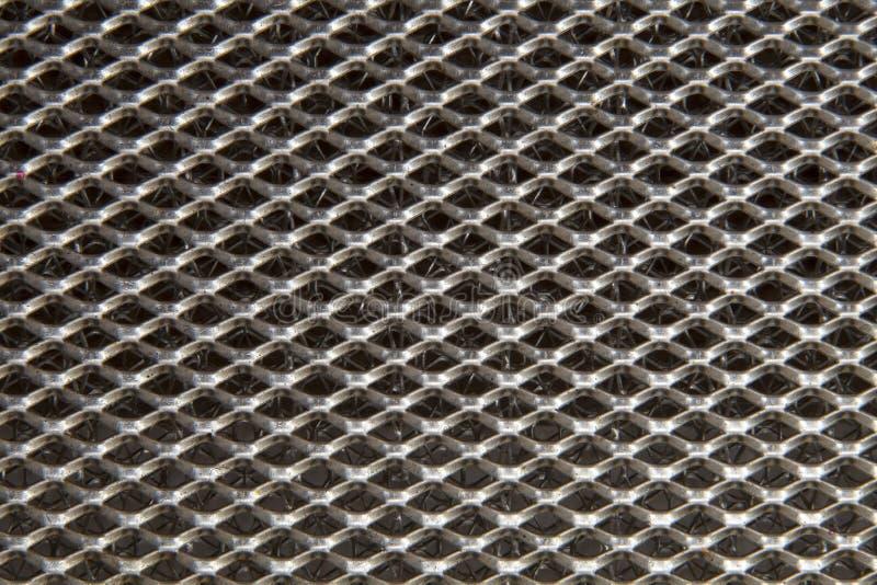 Metal trenzado imagenes de archivo