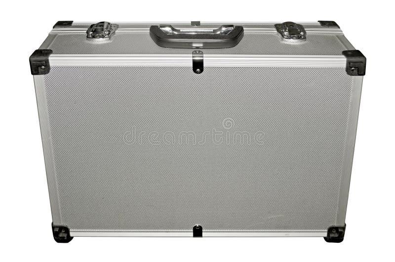 Metal walizka obrazy royalty free