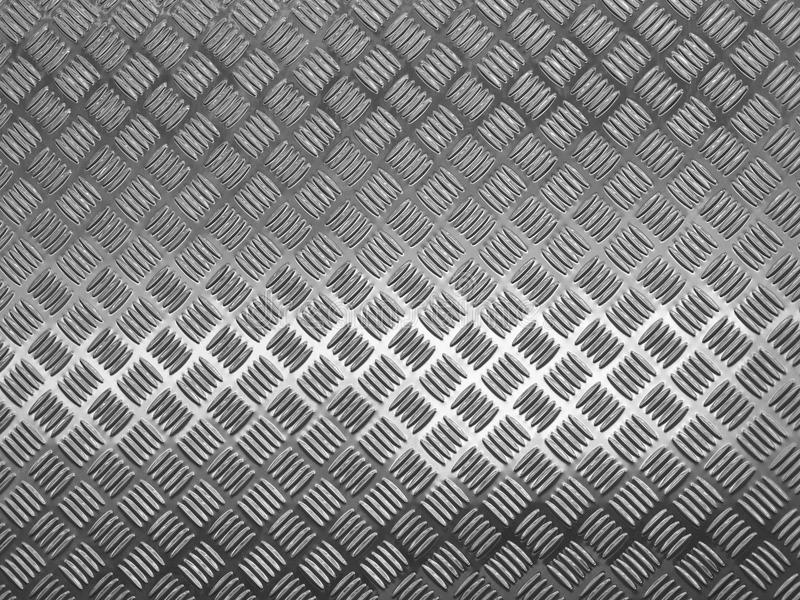 Metal wall sheet textured with light reflection. Metal wall sheet textured and pattern with light reflection stock images