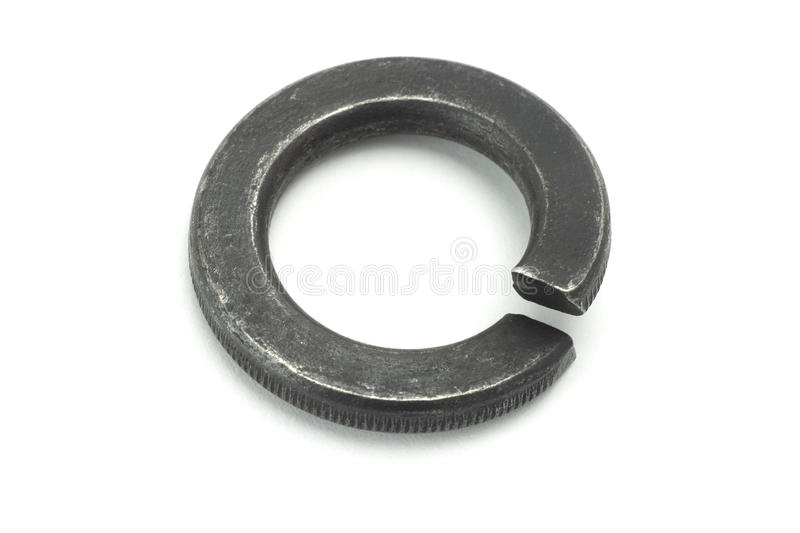 Metal washer stock photos