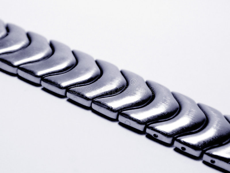 Download Metal Watch Strap stock photo. Image of elements, exposed - 3032